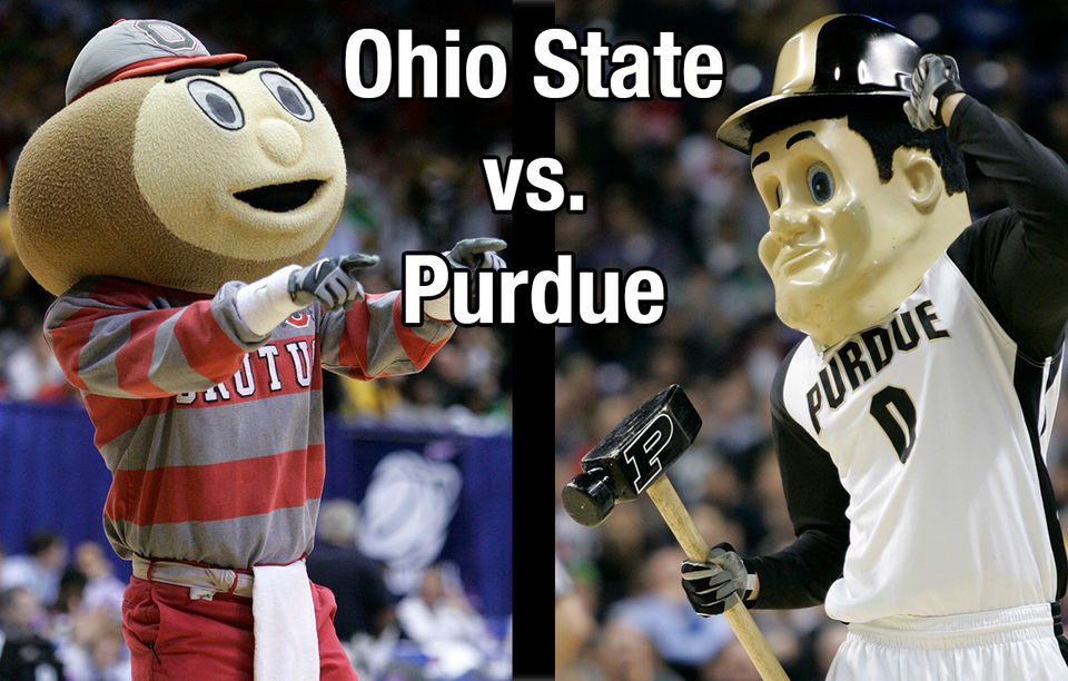 Ohio State vs. Purdue by the numbers: sports, tuition and academics