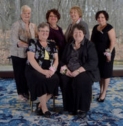 6 honored at Women of Achievement luncheon, plus a call for change and commitment