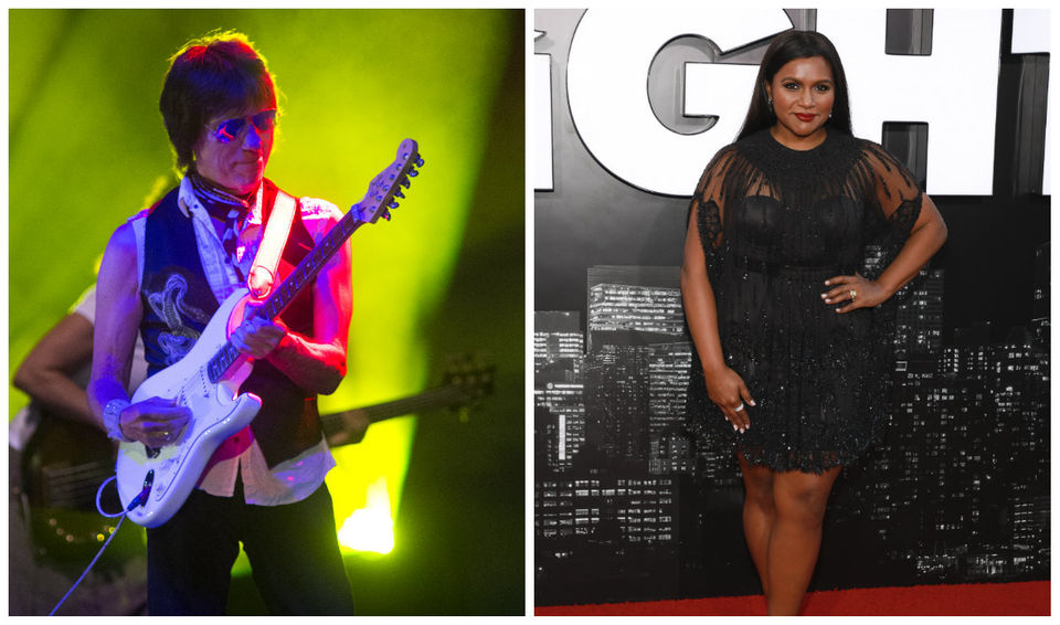 Today's famous birthdays list for June 24, 2019 includes celebrities Jeff Beck, Mindy Kaling