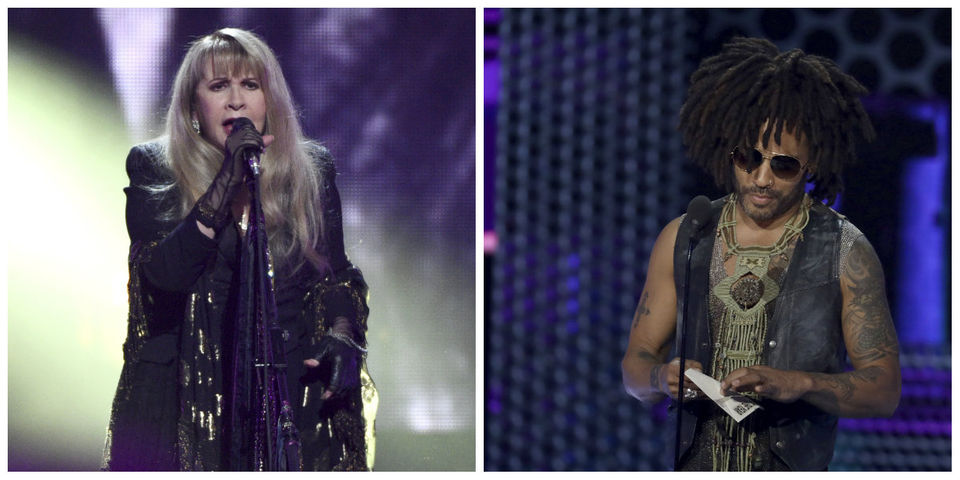 Today's famous birthdays list for May 26, 2019 includes celebrities Stevie Nicks, Lenny Kravitz