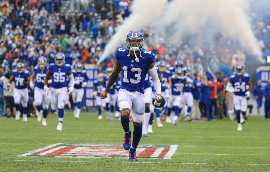 Here S How Giants Odell Beckham Eli Manning Can Fix The