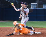 Statistically speaking: Pitching, defense carrying Auburn softball