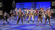 Cortland Repertory Theatre delivers an exuberant 'Newsies' (Review)