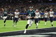 Philadelphia Eagles' Lane Johnson upset by New England Patriots' 'arrogance' before Super Bowl LII