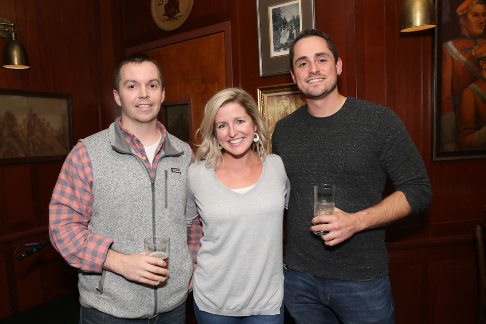 The Young Professionals Society of Greater Springfield's Third Thursday was held on November 15, 2018 at The Fort.