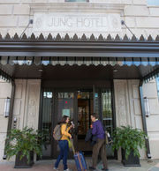 NOPSI, Jung and other hotels win historic preservation awards