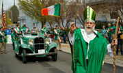 Everybody's Irish at the annual St. Patrick's Day Parade