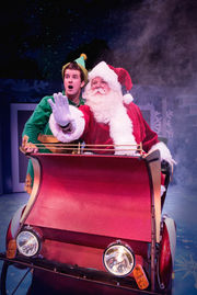 Syracuse Stage's 'Elf, The Musical' trumpets spectacle (Review)