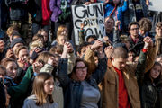 Michigan students join National School Walkout against gun violence