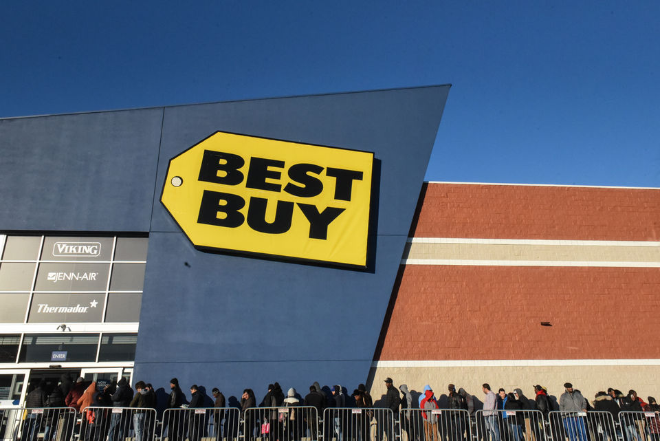 Black Friday 2018: Walmart and Best Buy deals, plus \'last\' ads for ...