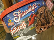 Ice cream review: Friendly's Limited Edition Nor'easter Pothole