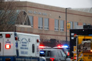 Gunman in Maryland high school shooting has died, sheriff says