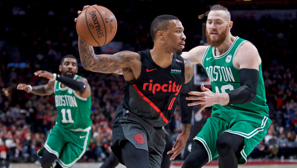 Boston Celtics fall to Portland Trail Blazers 100-94 Jayson Tatum breaks  out, poor defense, plus 10 things we learned
