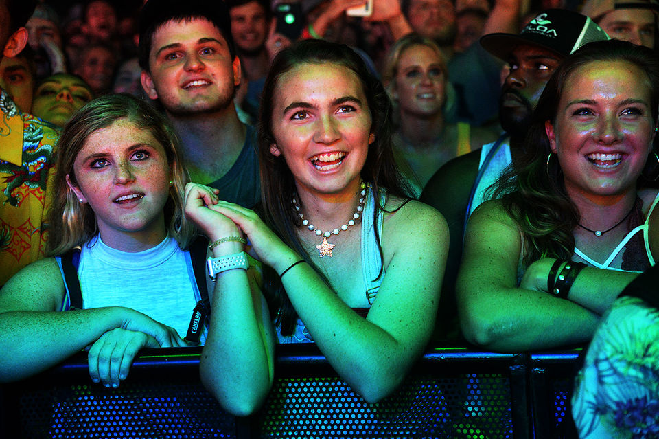 Sloss Fest 2018: Fans withstood another weather delay, but the show went on during day two.