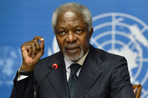 Kofi Annan, one of the world's most celebrated diplomats and a charismatic symbol of the UN, has died. He was 80.