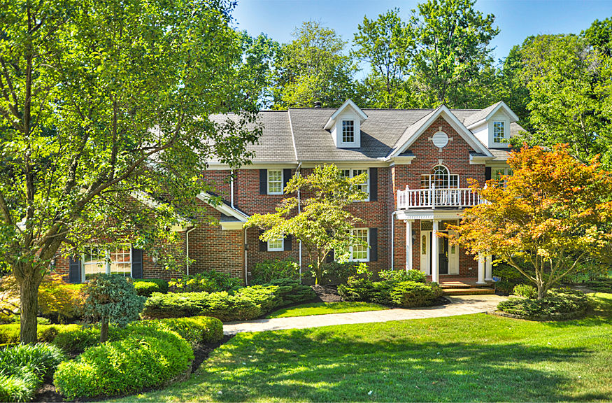 Stately brick colonial in Hinckley asking $850K: House of the Week