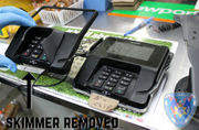 New type of credit card skimmer found inside Terrytown store