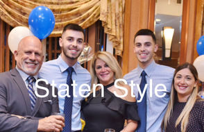 Do you have Best Dressed photos?  Please send them with names and occasion to me: gsantos@siadvance.com Left to right: Ron Malanga, Frank Reali , Lola Reali, Nicholas Reali, and Daniella Reali.