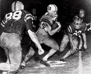 Billy Cannon's heart was as big as his legend