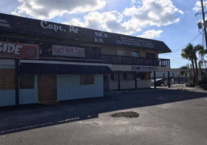 Captain Anderson's, the restaurant and marina that are Panama City Beach landmarks and regular stops for many tourists, weathered Hurricane Michael with minimal damage. The marina wasn't so fortunate.