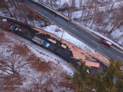 Lumber load spills onto Route 22 East, closing all lanes (PHOTOS)