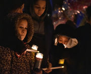 Family members mourn the loss of 14-year-old Mya Killeen (photos)