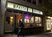 Pasta e Basta boasts interesting environment (review, photos, video)