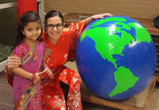 Bringing the world into Shawnee Elementary School (PHOTOS)