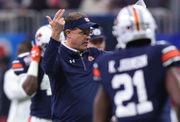 Kerryon Johnson weighing 'life choice' of returning to Auburn or entering NFL Draft