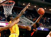 Oregon State Beavers men's basketball focused on building momentum toward Pac-12 Tournament