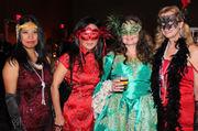 Masked ball raises $50,000 for Hoboken museum