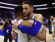 'You dream about those moments': Philadelphia 76ers arrive in NBA Playoffs with a bang