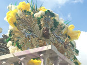 Second-line with Trombone Shorty, Treme Sidewalk Steppers lures large crowd Sunday: watch video