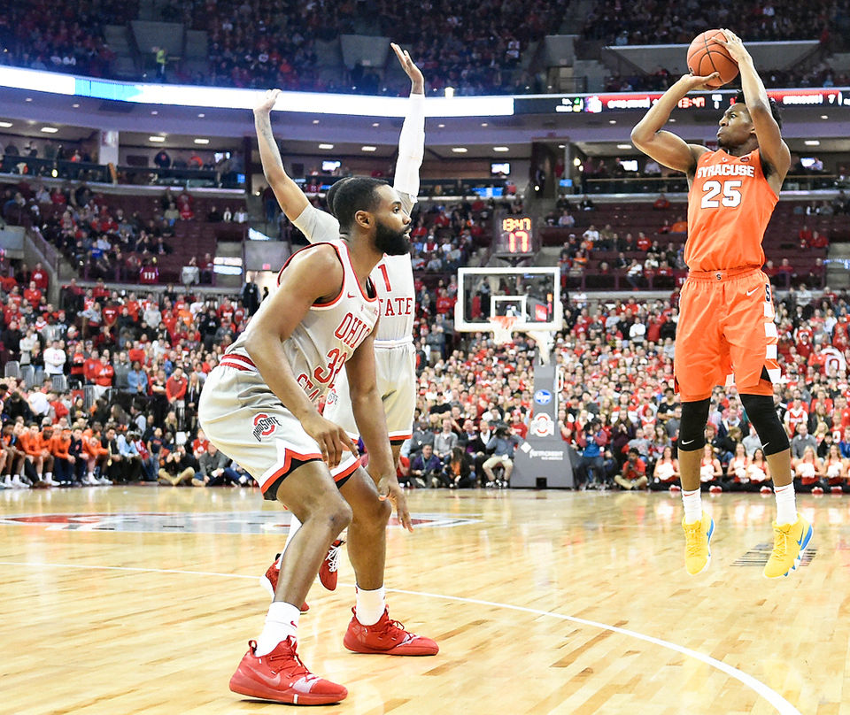 Best And Worst From Syracuse Basketball's Win At Ohio