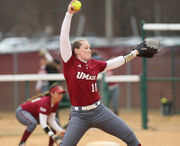UMass softball sweeps doubleheader vs. La Salle (photos)
