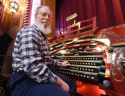 Longtime volunteer's wizardly ways keep Alabama Theatre (and its Mighty Wurlitzer) running smooth