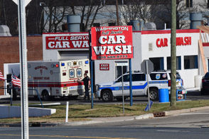 A 57-year-old Edison, New Jersey, man was flown to a trauma center after falling the morning of Dec. 18, 2018, through a skylight while working on the roof at Washington Car Wash in Washington.