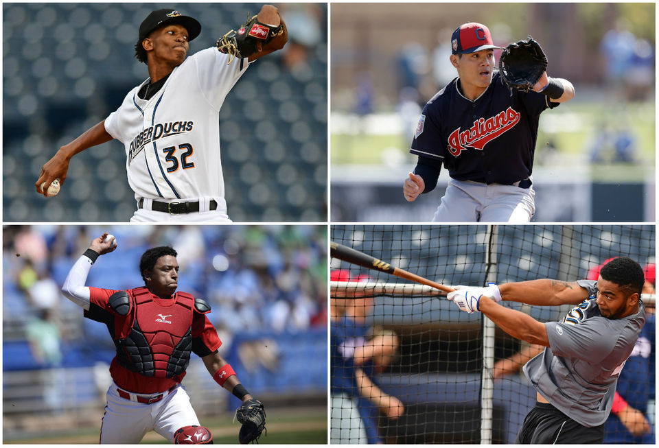 Cleveland Indians' top 25 prospects right now: Will they join the