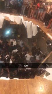 Dozens hurt in floor collapse at S. Carolina condo party