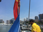 'It changes lives': International yacht race pulls into Jersey City