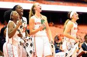 Photos: Syracuse womens basketball vs. Maryland Eastern Shore 2018