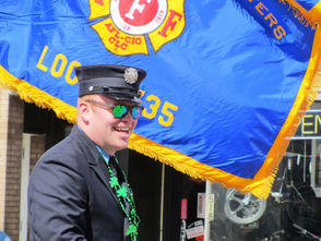 Bethlehem's 8th annual Parade of Shamrocks lasted a good half hour, wending down West Broad and Main streets on Saturday. Maybe you didn't have a chance to go, or set out to go only to be turned back by the chilly March wind. In which case, here is the entire parade, sped up 750 percent:
