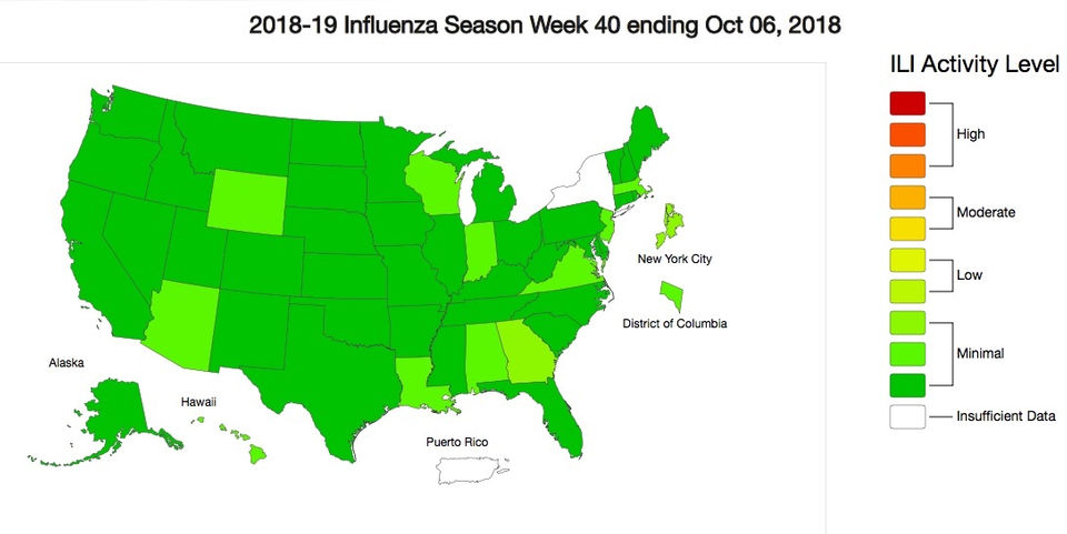 Here's why you should get a flu shot soon | SILive.com on