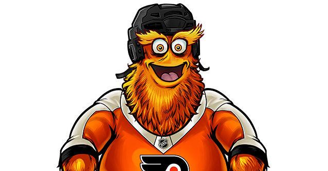 Penn State Grad Designed Philadelphia Flyers Mascot Gritty