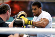 Is Anthony Joshua's camp getting cold feet? -- Boxing Report 2018