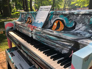 6 spots play free public pianos on Staten Island through Sunday