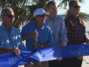 Alabama's new beachfront park unveiled as a 'showcase' for Gulf Shores