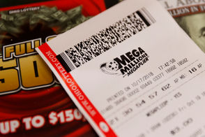 Tuesday's $1.6 billion Mega Millions lottery drawing is the biggest jackpot in U.S. history. And it's being followed on Wednesday with a $620 million Powerball jackpot, the nation's fifth-largest jackpot.  That's a lot of money that's up for grabs, prompting millions of people to line up to buy tickets across the country, hoping for a chance to win big. The chance of winning the Mega Millions jackpot is 1 in 302.6 million. For Powerball, it's 1 in 292 million. But having a ticket gives people a chance to dream big.