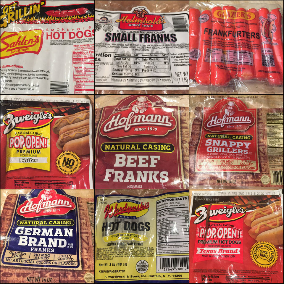 Best Hot Dog Brands In The Usa