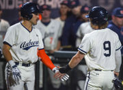 Auburn baseball on cusp of top-5 ranking after series win vs. Texas A&M